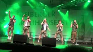 VoXXclub - Live Beim Freiberger Brauhausfest - Freiberg (08.08.2015)
