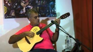 Anand Rao musica poemas de Patricia Giseli