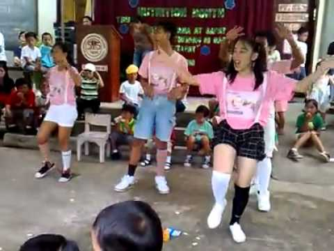 Nutri Jingle For Nutrition Month video