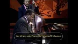 THE JAZZ GREATS   OSCAR PETERSON    Autumn Leaves  1974