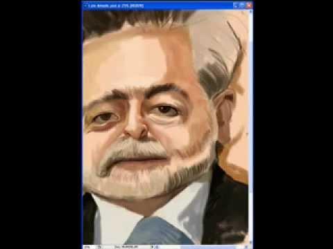 Caricatura Luis Amado Ministro dos Negocios Estrangeiros