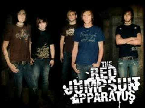 The Red Jumpsuit Apparatus-Your Guardian Angel w/lyrics