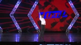 Nick Lazzarini at Jump Dance Convention- Portland