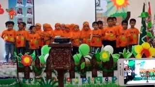 Kenaikan Kelas TPA Al Falah Al Khairiyah