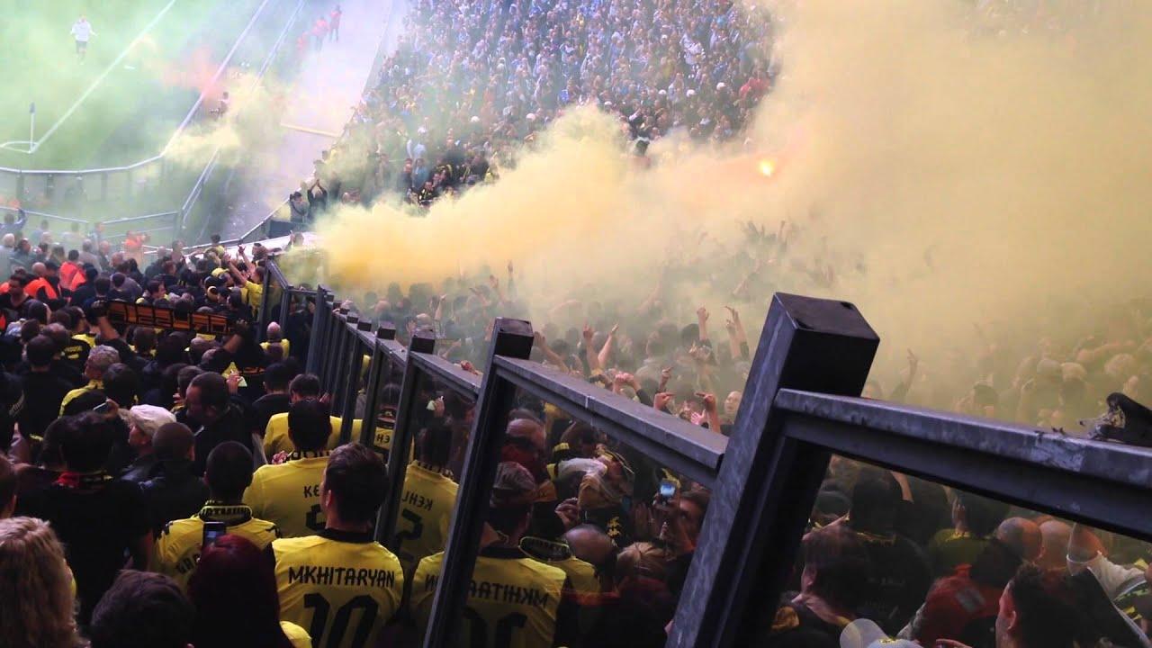 Dortmund Fans Pyro Dortmund 1:3 Pyro Hooligans