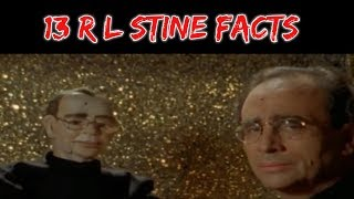 13 Facts About R L Stine!