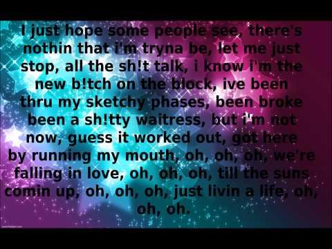 Kesha Crazy Beautiful Life Lyrics