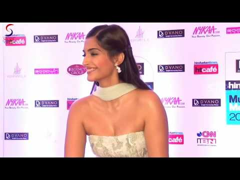Sonam Kapoor's Deep Cleavage  - First Time Ever on Bollywood HD - Part 2 | Not a XXX video