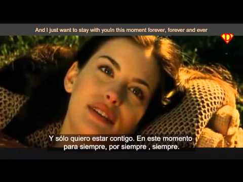 Armageddon (Aerosmith) I dont Wanna Miss A Thing-Subtitulado al español