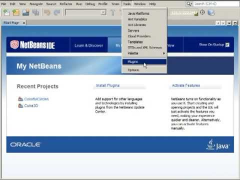 Setting up NetBeans IDE for Mobile Development on Windows