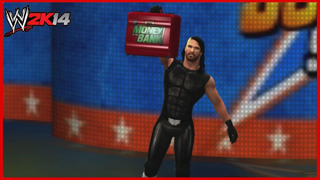 Seth Rollins CAW WWE 2K14 - Bing images