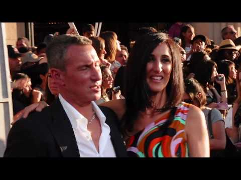 Pacific Rim Video's Red Carpet B-Roll of the Step Up 3D Premiere at the El Capitan Theatre Video