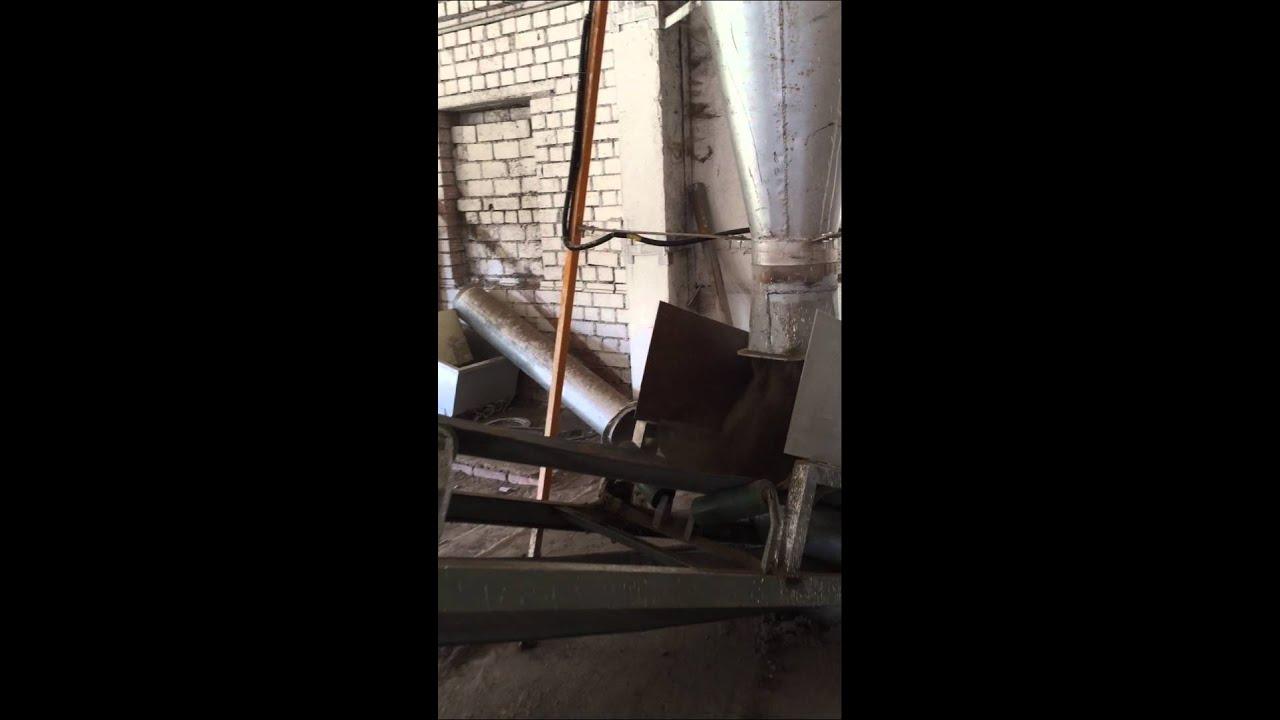 Пресс для топливных брикетов из навоза 54