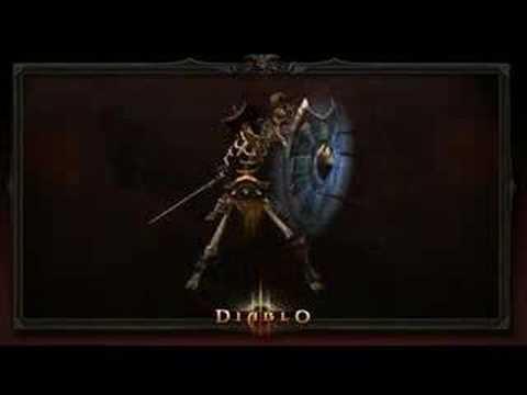 Video illustrations Diablo III