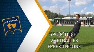 Freek Thoone in Spo[r]tlicht op Peel en Maas TV - 26 september 2015