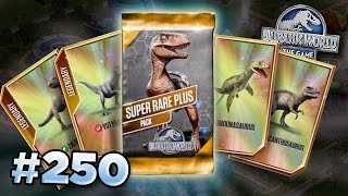 THE PACK THAT HAS THEM ALL!! || Jurassic World - The Game - Ep250 HD