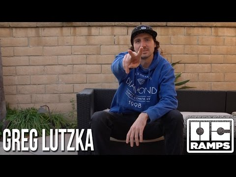 Greg Lutzka and the OC Ramps skate team