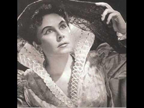 Christa Ludwig - Bach - Erbarme Dich - Klemperer, 1962