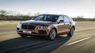 Latest Automobile News - Bentley Bentayga Speed world's fastest production SUV at 306 kmph