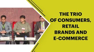 The trio of consumers  retail brands and