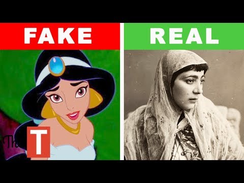 The Messed Up REAL Story Of Aladdin