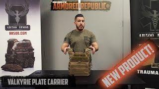AR500 Armor® Valkyrie Plate Carrier
