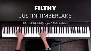 Download Lagu Justin Timberlake - Filthy (HQ piano cover) Gratis STAFABAND