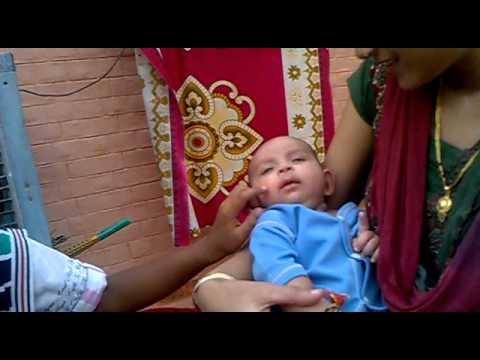 Chanda Hai Tu Mera Suraj Hai Tu - Jia's Brother Harman (menda).mp4 video