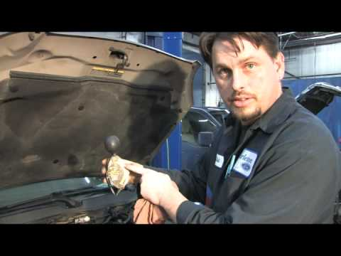 Carleton Ford - Service video - Coolant Flush