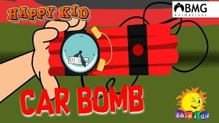 Happy Kid | Car Bomb | Episode 159 | Kochu TV | Malayalam | BMG