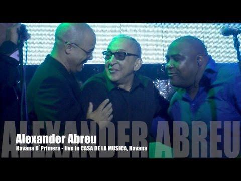 Alexander Abreu,