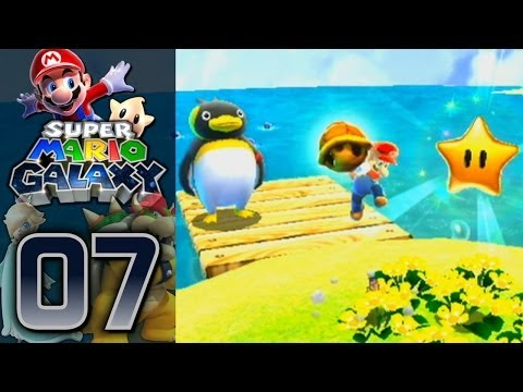 Super Mario Galaxy: Part 7 - R.I.P. Headphone Users