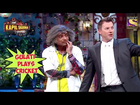 Dr. Gulati Plays Cricket With Brett Lee - The Kapil Sharma Show thumbnail