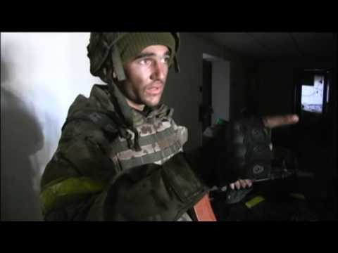 'Cyborgs' Hold Donetsk Airport: Ukrainian elite troops repel continued attacks from Russian forces