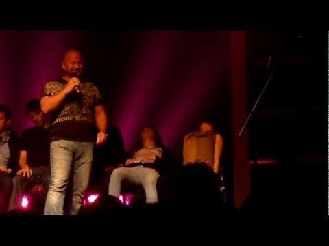 Tony Lee X-rated Hypnotist Performance At Lufbra 2012 video