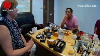 Eycotech // Электронные сигареты // Фабрика // Китай // Alles Asia