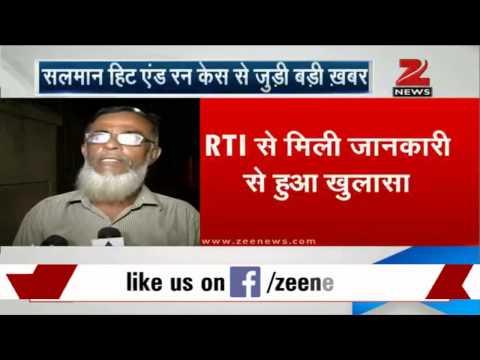 Salman Khan accident files burnt in Mantralaya fire