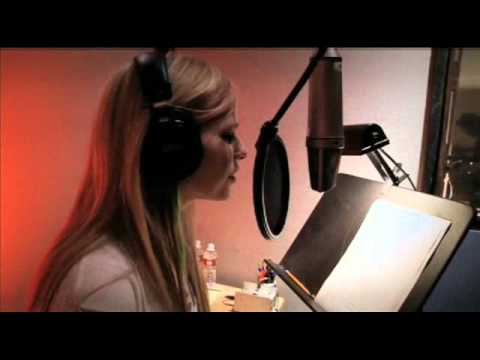 Avril Lavigne - Wish You Were Here [acoustic] video