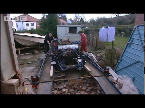 Man Builds Car In Kitchen! (HQ) - Top Gear - Series 2 - BBC