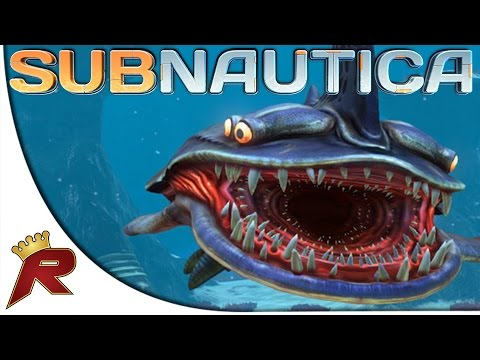 "Subnautica Gameplay - Part 1: ""WHAT WAS THAT?!"" (Early Access)"