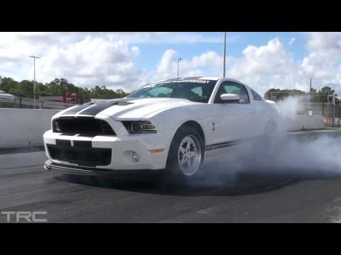 2013 Shelby Cobra GT500 goes 9 s! - Lethal Performance-
