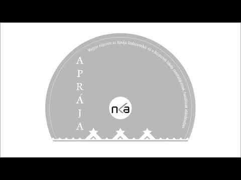 Aprája Dudazenekar - Aprája lemez 05 - A szengáli ürüfóka