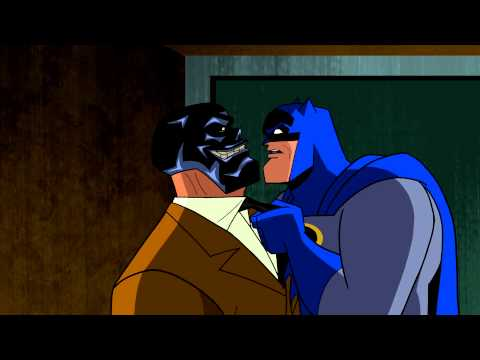 2 - Plague of the Prototypes! BATMAN THE BRAVE AND THE BOLD - TV Cartoon