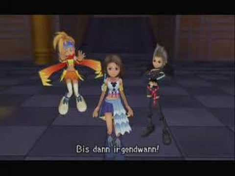 Yuna, Rikku & Paine from FFX-2 @ Kingdom Hearts 2 (German) thumbnail