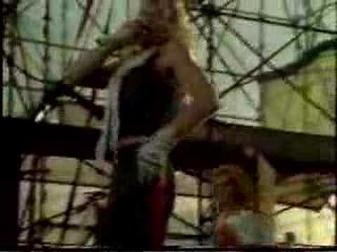 Van Halen Live Hot For Teacher video