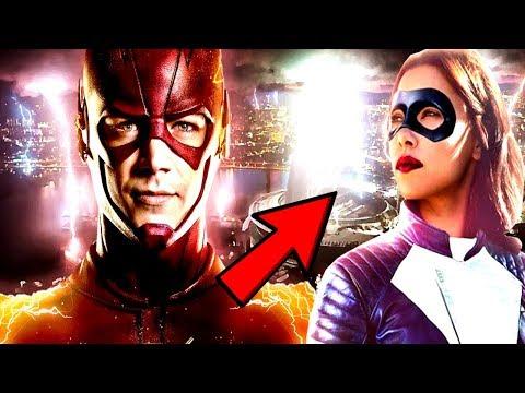 New SPEEDSTER REVEALED & Future Nora Allen CHANGES? - The Flash Season 5 LEAKS thumbnail