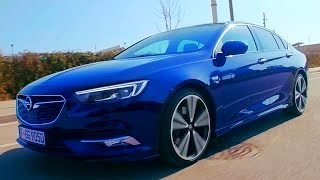 2017 Opel Insignia All Features