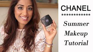 Chanel Summer Makeup   Tutorial