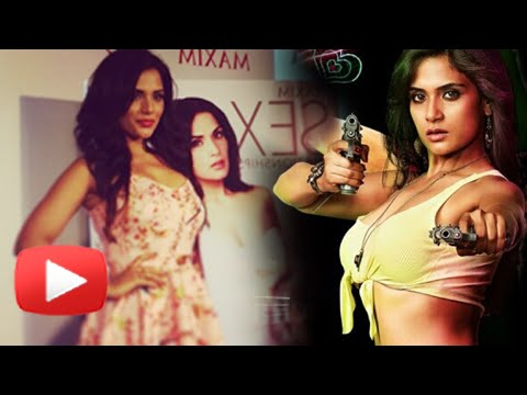 SEX & Relationships | MAXIM Issue | Richa Chadda Reveals Her Cleavage!
