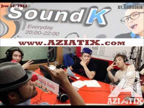 [recording] AZIATIX Arirang Radio(Korea) with DJ NuRi